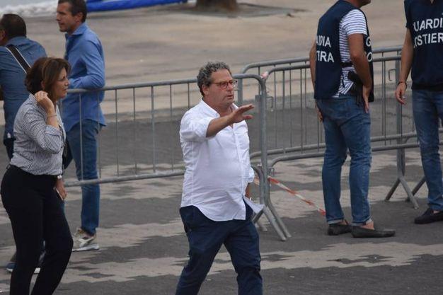 Gianfranco Miccichè (LaPresse)