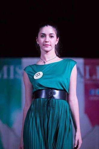 Chiara Sarti (Foto Marchi)