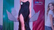 Greta Nicoletti, una delle tre terze classificate (Foto Marchi)