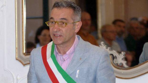 Il sindaco Danilo Villa
