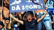 L'entusiamo dei tifosi spallini (foto Businesspress)