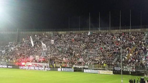 Si chiude con un 1-1 la prima giornata di Serie B per l'Ascoli (Foto Perticari)
