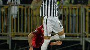 L'Ascoli ha esordito in Serie B in casa (Foto LaPresse)