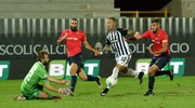 Il pari dell'Ascoli è arrivato al 94° con un gol di Brosco (Foto LaPresse)