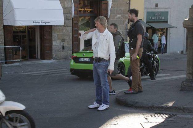 Six Underground, le scene girate lunedì 27 agosto (Umberto Visintini / New Press Photo)