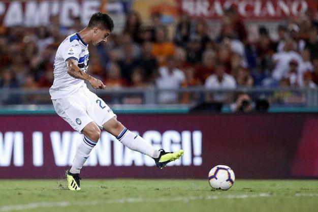 Il secondo gol di Rigoni (Ansa)