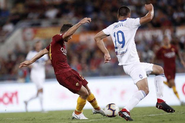 Il gol di Florenzi (Ansa)