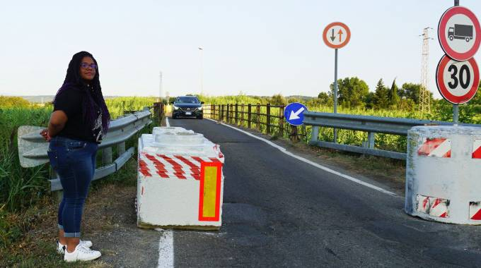 Il ponte a Isola (Fotocronache Germogli)