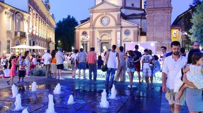 Piazza San Magno a Legnano