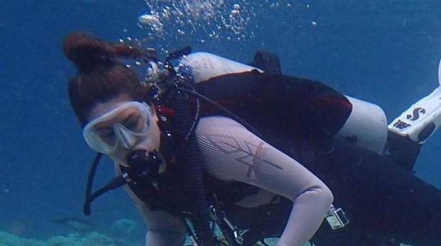 Una sub in immersione (foto di repertorio)