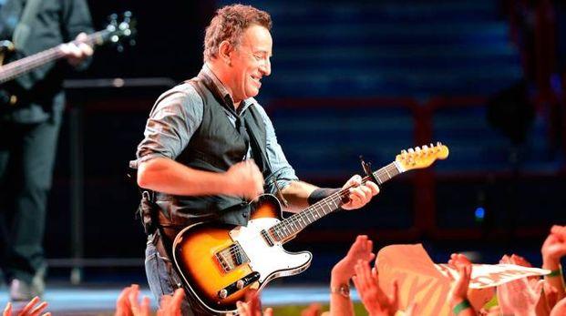Bruce Springsteen in concerto