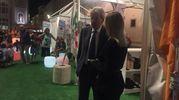 L'ex premier Paolo Gentiloni ospite della festa dell'Unità di Pesaro