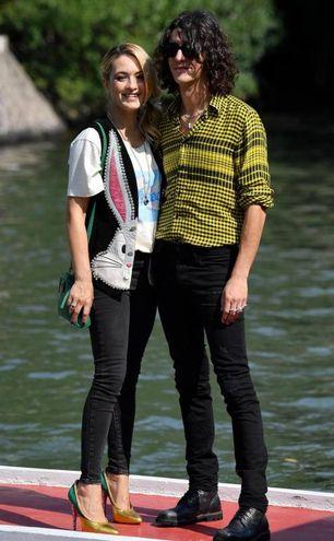 Carolina Crescentini e Francesco Motta (Ansa)