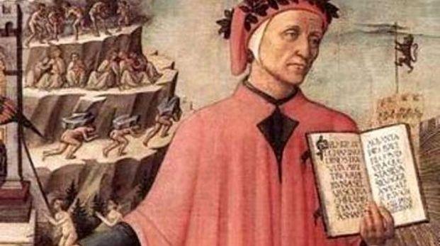'Dante esule 2018'