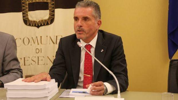 Il sindaco Paolo Lucchi