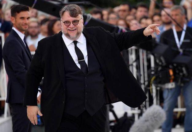 Guillermo del Toro (Ansa)