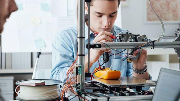 Percorsi formativi per imparare a utilizzare le stampanti tridimensionali