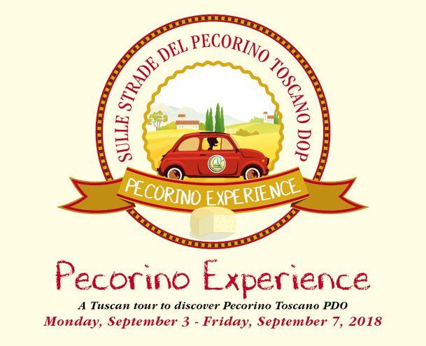 Il logo di Pecorino Experience