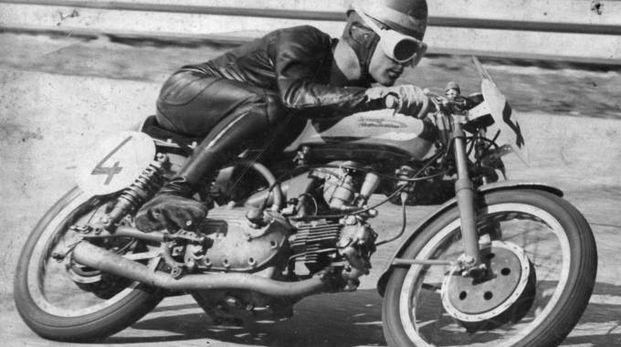Renzo Pasolini in gara