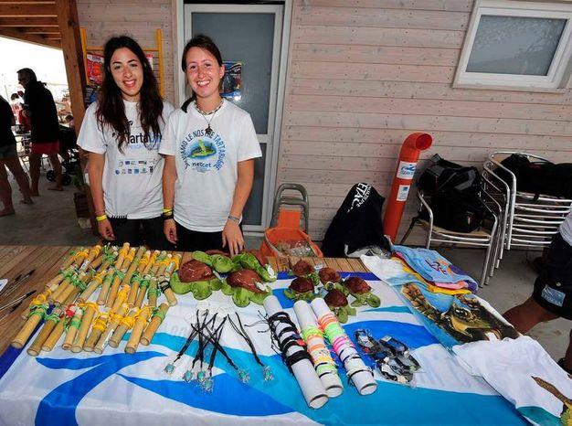 Tom è stata curata grazie all'impegno della Fondazione Cetacei di Riccione, a Marina Cesari, alla Lega Navale, a Mp Netework e a Clean Sea Life