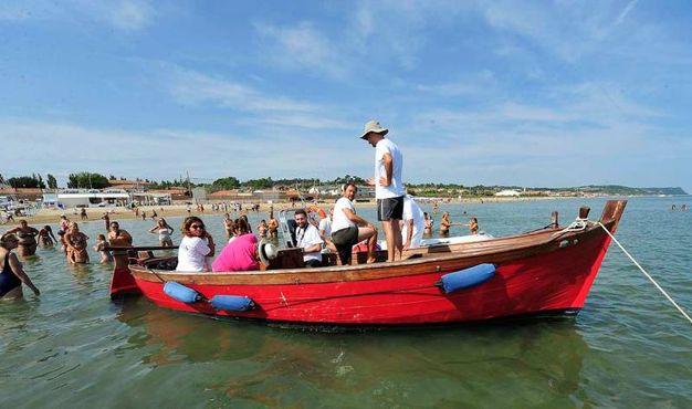 Tom liberata in mare questa mattina, a tre miglia dalla costa, in corrispondenza della spiaggia di Animalido