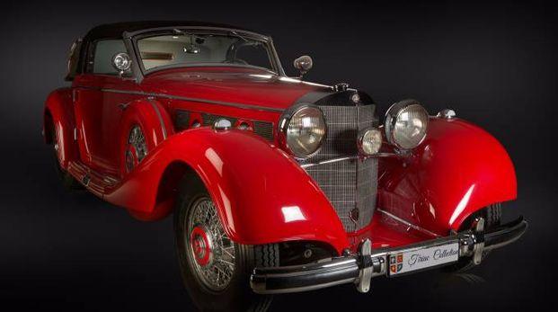 Mercedes-Benz cabriolet 1937