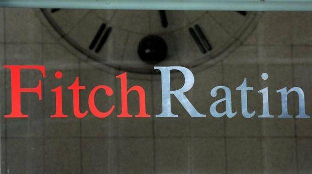 K0agenzia di rating Fitch (Ansa)