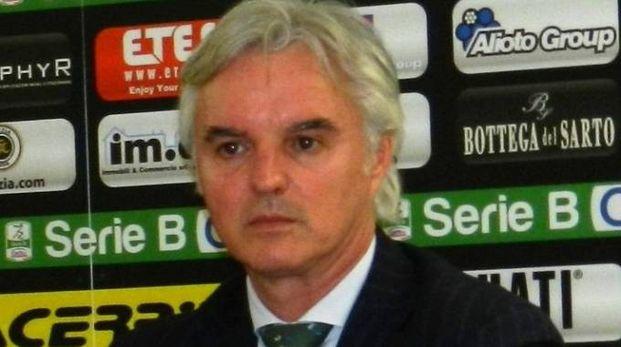 Il presidente Stefano Chisoli