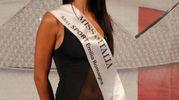 Miss Sport Emilia Romagna la 18enne Linda Taddei di Jolanda di Savoia (Foto Marco Isola)