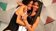 Miss Emila Anna Mazzali e Miss Romagna Laura Fregoni (Foto Marco Isola)