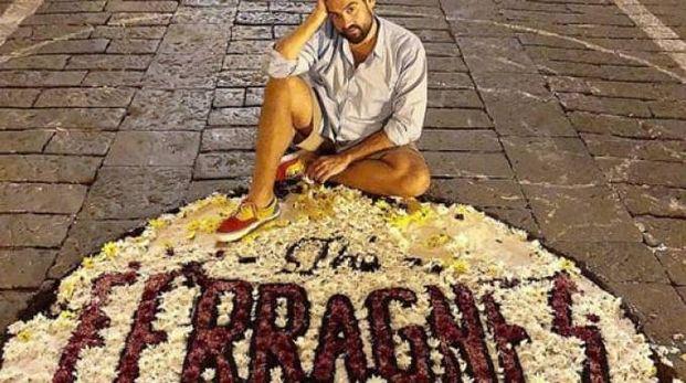 Carlo Mengucci a Noto per il matrimonio Ferragni-Fedez