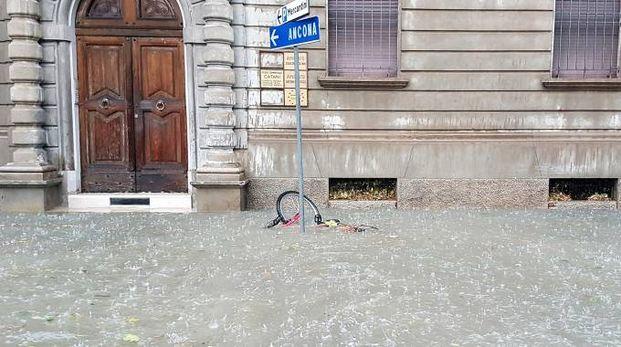 Bomba d'acqua ad Ancona e provincia (FotoBinci)