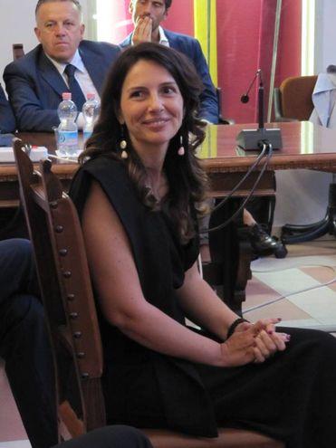 """Urbino, Marica Branchesi diventa """"Ambasciatrice di Urbino nel mondo"""" (Foto Lara Ottaviani)"""