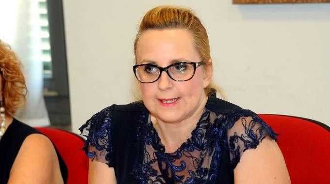 Il sindaco  Chiara Calati