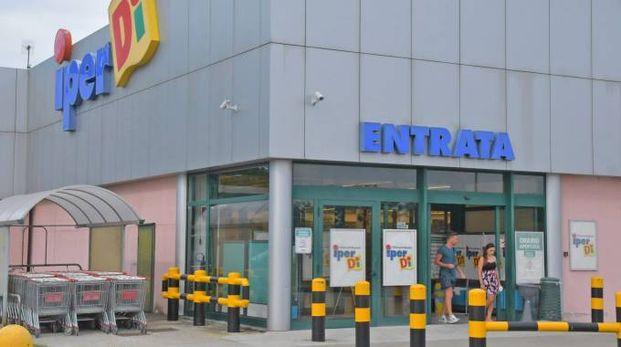 Un negozio IperDì (Torres)