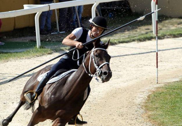Quintana, le prove (foto Stefano Preziotti)