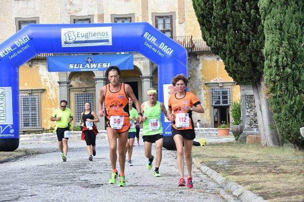 La Run...Dagiata a Borgo a Buggiano (foto Regalami un sorriso onlus)