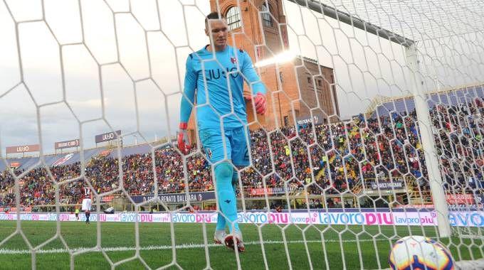 Lucasz Skorupski sta preparando con la Polonia l'esordio in Nations League