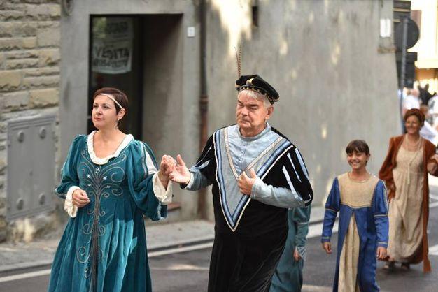La Festa ha radici nella tradizione medievale (foto Frasca)