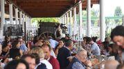 Decima edizione di Chef al Massimo da Fico, evento dedicato alla memoria del macellaio massimo Zivieri prematuramente scomparso (Foto Schicchi)