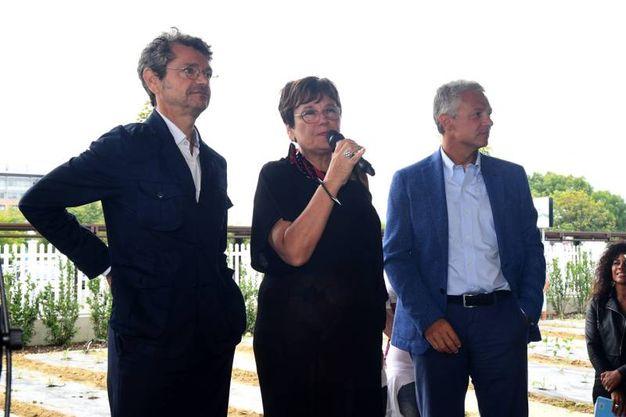 Segre, Primori, Bonfiglioli (Foto Schicchi)