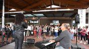 Concerto della Fio Zanotti Super Band (Foto Schicchi)