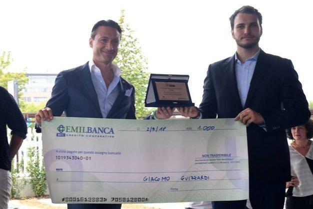 Premio dedicato alla memoria di Massimo Zivieri creato in collaborazione con Emil Banca e il Gruppo Giovani Confcommercio Ascom Bologna (Foto Schicchi)