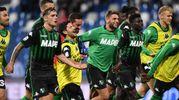 Il Sassuolo ha travolto il Genoa 5-3