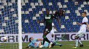 Babacar ha siglato il gol del 3-1