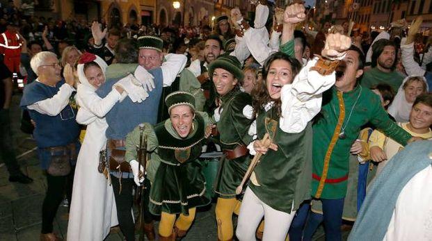 La festa di San Michele (Goiorani)