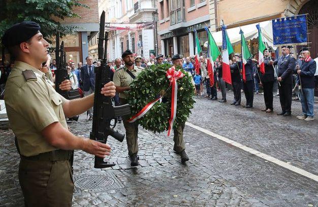 Sono passati 74 anni da quel 2 settembre del 1944, giorno in cui, nel corso della seconda guerra mondiale, i soldati alleati e i partigiani entrarono a Pesaro liberandola dai tedeschi (FotoPrint)