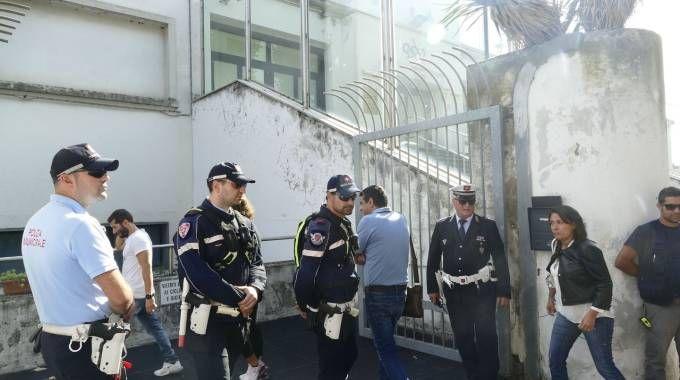 Prato: sgombero dello stadio Lungobisenzio (Attalmi)