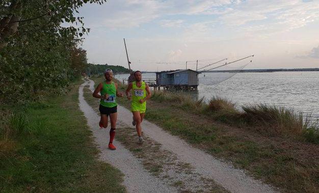 'Sunset Run' a Marina Romea