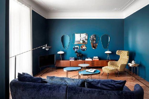 Appartamento milanese dallo charme d'epoca